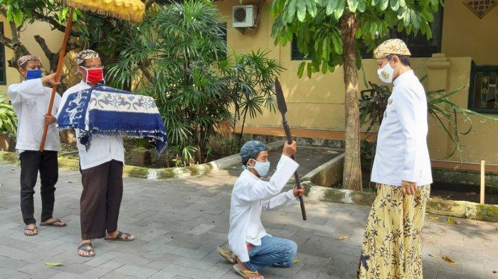 Ini Makna Tradisi Saji Maleman yang Dilaksanakan di Keraton Kasepuhan Cirebon, Sambut Lailatul Qadar
