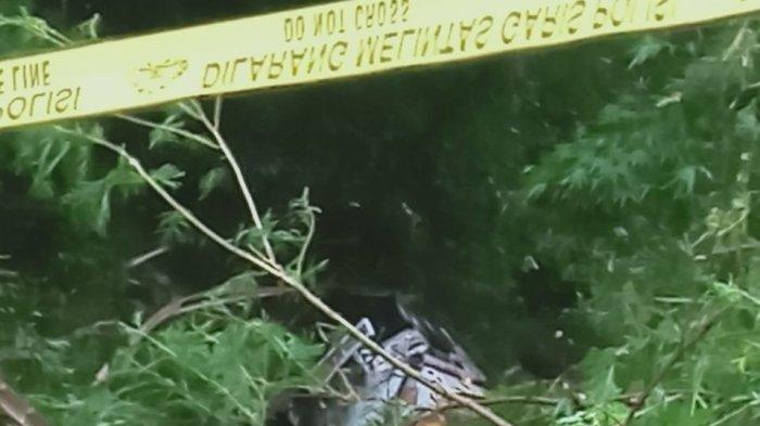 Kecelakaan di Cianjur, Truk BBM Masuk Jurang, Khawatir Meledak, Nasib Sopir Belum Diketahui