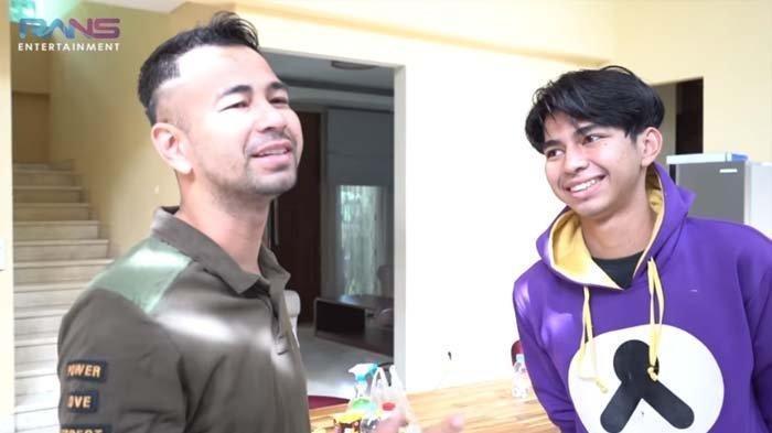 Tukang Bakso Mirip Raffi Ahmad, Lulus SMK Bantu Ayahnya Dagang Bakso, Suami Nagita Janjikan Kuliah