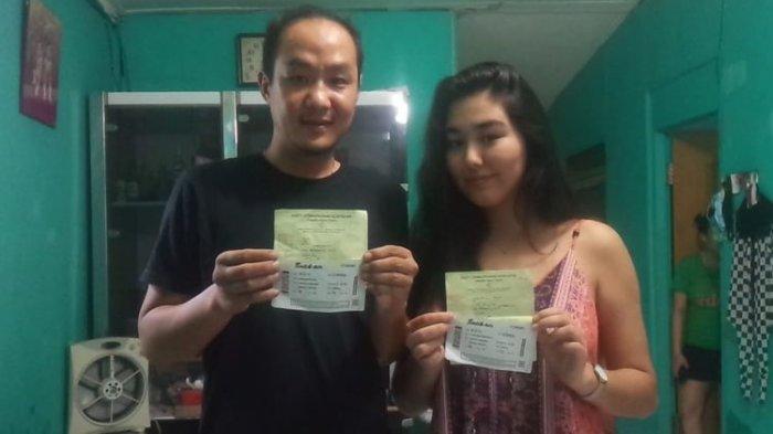 Terjebak di Bali Gara-gara Covid-19, Turis Asal Kirgiztan Terpincut Pemandu Wisata Akhirnya Pacaran