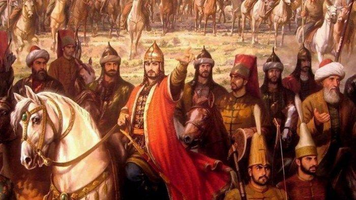 Kisah Sultan Muhammad Al Fatih Sang Penakluk, Di Usia 21 Tahun, Mampu Taklukkan Konstantinopel