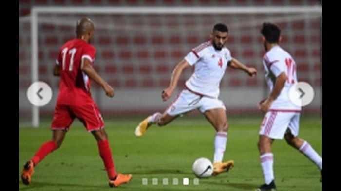 Laga Uji Coba Jelang Kualifikasi Piala Dunia 2022, UEA Kalahkan Yordania dengan Skor 5-0