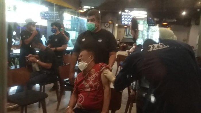 Dokter Persib Ungkap Alasan Semua Pemain Divaksin Sebelum Piala Menpora dan Sebut soal Efek Samping