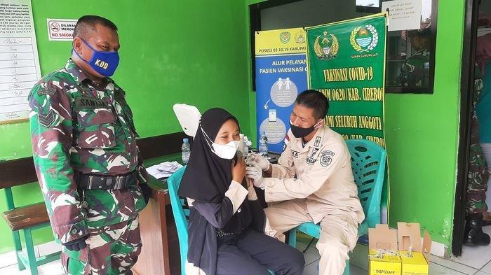 7.200 Dosis Vaksin Covid-19 Gratis Bagi Masyarakat, Datang Saja ke Kodim 0620/Kabupaten Cirebon
