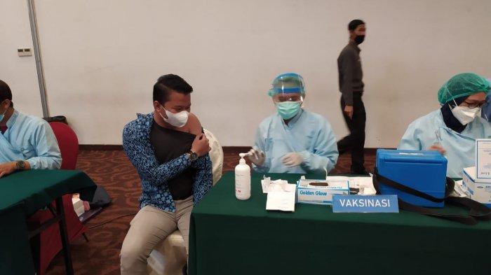 Jadwal Vaksinasi Covid-19 di Kota Cirebon Selasa 28 September 2021, Bisa Ibu Hamil & Anak 12 Tahun