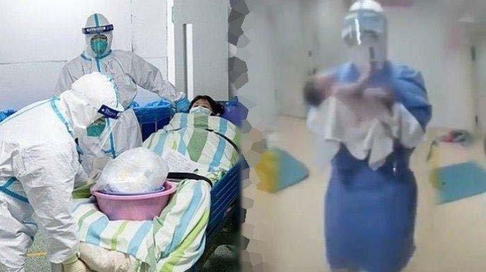 Bayi Prematur Berbobot 2 Kilogram Lahir dari Rahim Ibu Positif Covid-19, Ini Kondisi Kesehatannya