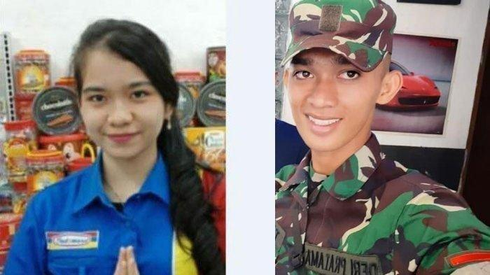 Dalam Kasus Desersi dari TNI, Prada DP Pemutilasi Fera Hanya Divonis 3 Bulan