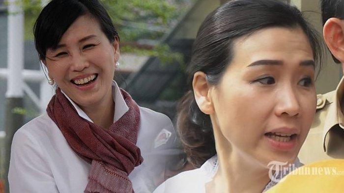 Gara-gara Ini, Veronica Tan Ketahuan Masih Pajang Foto Ahok di Rumah, Lukisan Mesra pun Terpasang