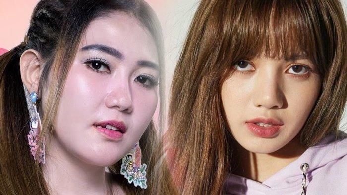VIA VALLEN Ubah Penampilan, Fans Garis Keras Pede Bilang Idolanya Kembaran Lisa BLACKPINK, Benarkah?