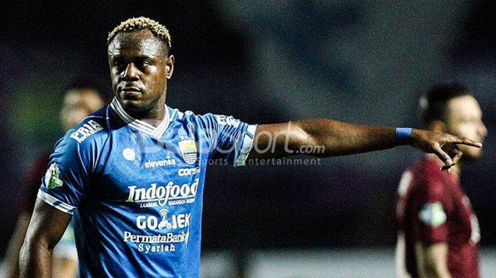 Bukan Liga Indonesia, Ini Liga Favorit Bek Persib Bandung Victor Igbonefo