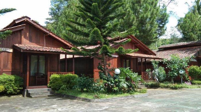 Imbas Corona, Jumlah Pengunjung Villa Kampung Gunung Turun hingga 60 persen, Karyawan Tetap Digaji