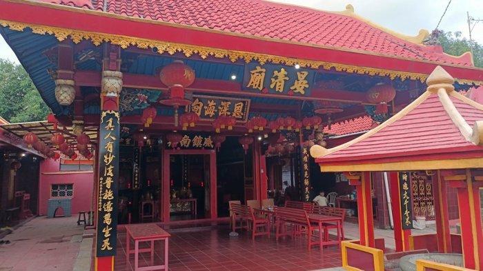 Tak Ada Pernak-pernik Mewah di Vihara Dharma Rahayu Jelang Imlek, Hanya 5 Jemaat yang Aktif Ibadah