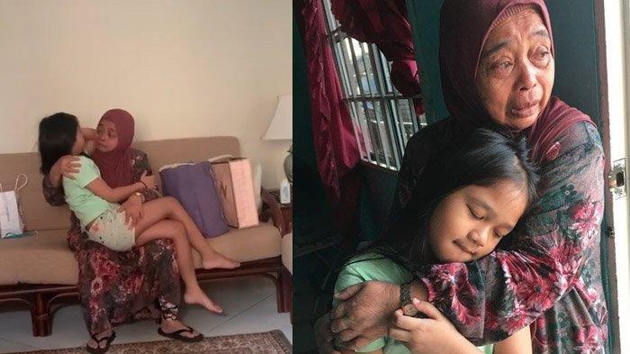 PERPISAHAN Majikan dengan ART, Anak Majikan Tak Mau Ditinggal Bibi, tapi Bibi Mau Pulang ke Surabaya