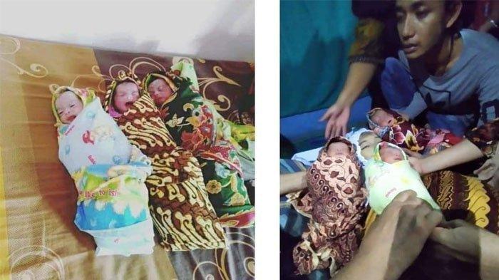 Baru Saja Melahirkan 3 Bayi Kembar, Ibu Asal Medan Ini Meninggal, Tersenyum Meski Sudah Tak Bernyawa