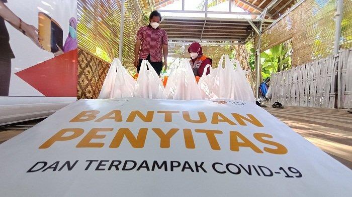 Wartawan Penyintas Covid-19 dan Isoman di Indramayu dan Cirebon dapat Bantuan Rumah Zakat