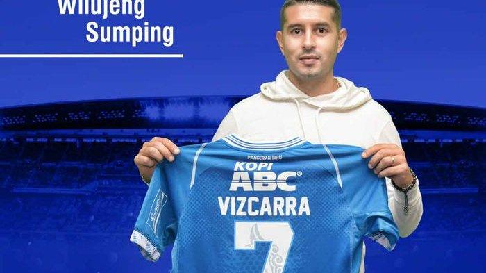 Sriwijaya FC Ingin Pinjam Esteban Vizcarra, Bos Persib Bandung: Kita Masih Butuh Esteban