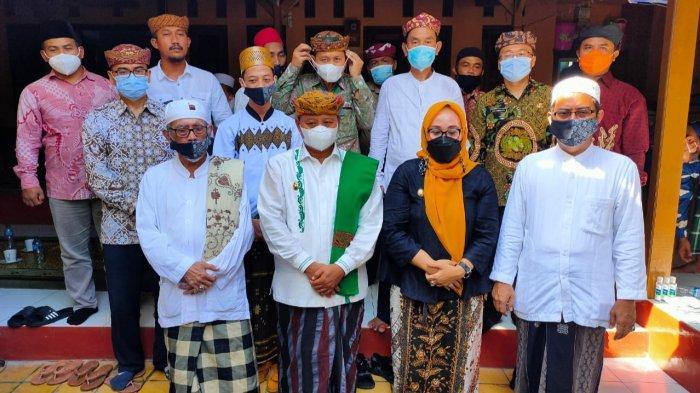 Wagub Jabar Uu Ruzhanul Jajaki Ponpes Bendakerep Cirebon Sebagai Kampung Pesantren