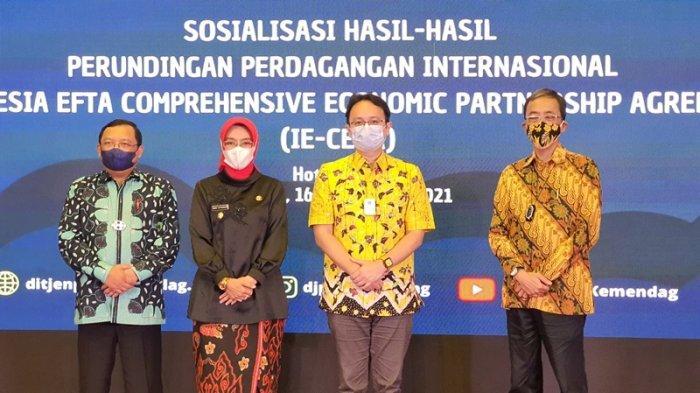 Nilai Ekspor Kabupaten Cirebon Agustus 2021 Capai 58 Juta Dolar AS, Didominasi Produk Furnitur Kayu