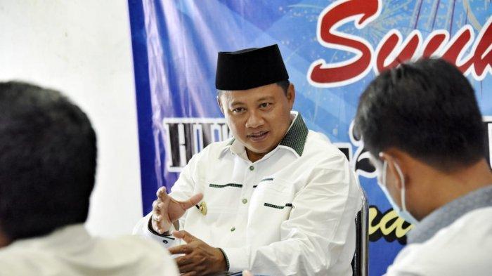 Setelah Jokowi Divaksin Covid-19 Hari Ini, Giliran Wagub Uu Ruzhanul & Kapolda Disuntik Vaksin Besok