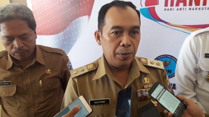 Gubernur Jabar Kirim Radiogram, Tetapkan Wakil Wali Kota Cimahi Ngatiyana Jadi Plt Wali Kota