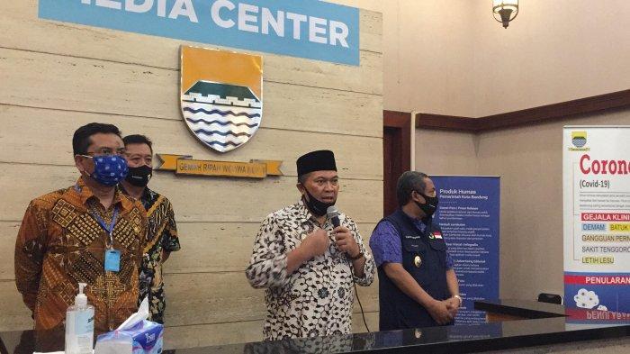 Dua Staf Wali Kota Bandung Positif Covid-19, Keluarga Memilih Tetap Berada di Pendopo
