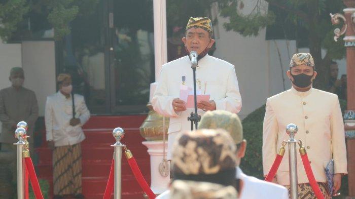 Wali Kota Cirebon Nasrudin Azis Ingatkan Masyarakat Tak Kendor Patuhi Protokol Kesehatan