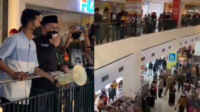 Wali Kota Makassar Ngamuk Lihat Kerumunan Pengunjung di Sebuah Mal, Ancam Akan Tutup Mal