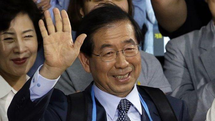 Wali Kota Seoul Tewas Gantung Diri di Gunung Bugak Korea Selatan, Diduga Stres Terlibat Skandal