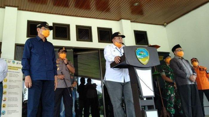 Pertama di Jabar, Wali Kota Tasikmalaya Tetapkan Lockdown Lokal, Kendaraan dari Luar Tak Bisa Masuk