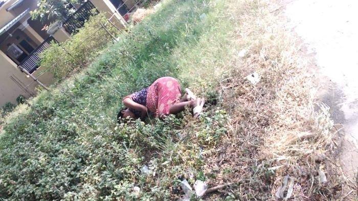 Seorang Wanita Muda Hamil Nyaris Melahirkan di Pinggir Jalan Indramayu, Sempat Mengerang Kesakitan