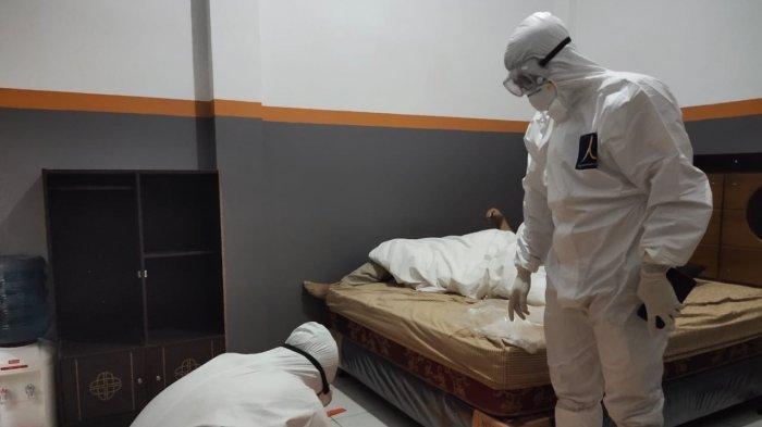 Pria Asal Bandung Ditemukan Tewas di Penginapan Garut, Polisi Temukan Hasil Antigen Positif Covid-19