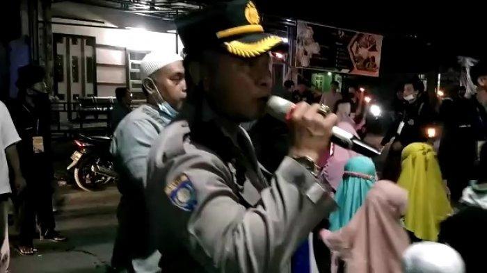 Bandel Gelar Takbiran Keliling, Warga di Indramayu Langsung Dibubarkan Polisi
