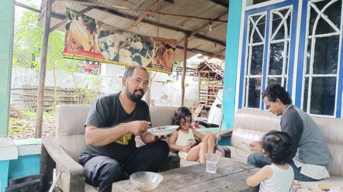 Kumpul Habait Khas Timur Tengah Masih Dijaga Warga Keturunan Arab di Indramayu,Nasi Kebuli Pun Hadir