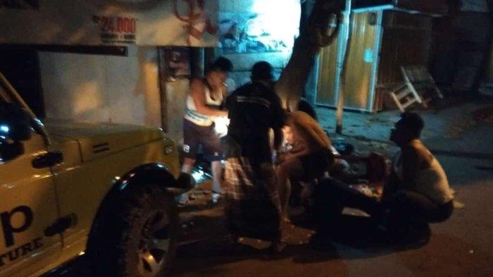 Maling Apes di Indramayu, Saat Mau Mencuri Malah Kepergok Anak Pemilik Warung yang Baru Pulang