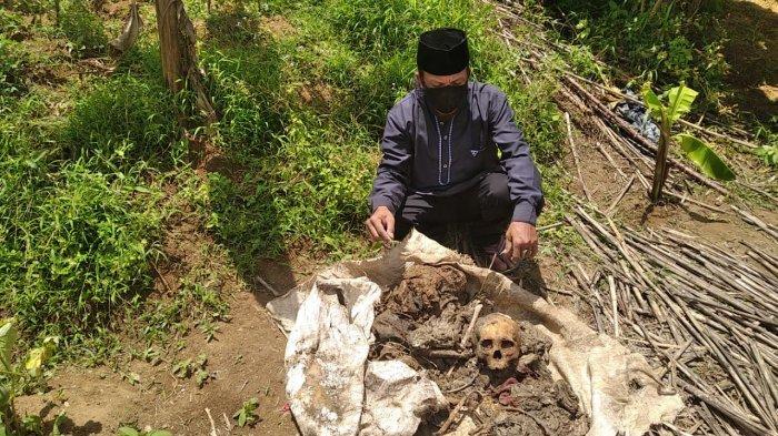 Warga Temukan Tulang Belulang Diduga Jasad Korban Pembunuhan, Temuan Disebut Hasil Ritual Mbah Ajum
