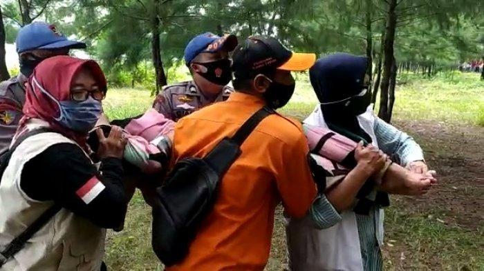 Wisatawan Mendadak Pingsan di Objek Wisata Hutan Mangrove Pantai Lestari Karangsong Indramayu