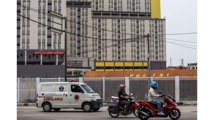 Kisah Dokter di RS Wisma Atlet, Klaster Liburan Bikin Jungkir Balik, Nakes Pun Sempat ''Chaos''