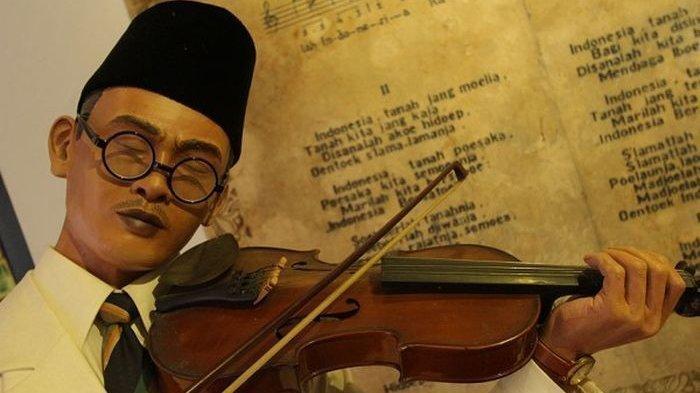 WR Supratman Sang Pencipta Lagu Indonesia Raya, Tokoh Sumpah Pemuda yang Jatuh Miskin, Wafat Usia 35