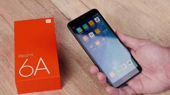 Nih Daftar Harga Xiaomi Redmi 6A di Toko Online, Dibanderol Rp 1 Jutaan