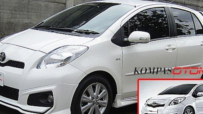LELANG 5 Mobil Tahun 2010 ke Atas, Harga Toyota Yaris seri E 2012 Cuma Rp 70 Juta, Ayo Gerak Cepat!