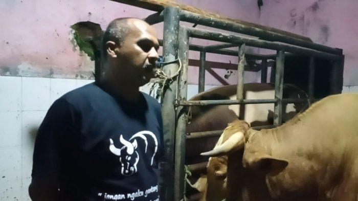 Imbas Covid-19, Pendistribusi dan Pedagang Daging Sapi di Kuningan Ini Alami Kerugian, Ini Kisahnya