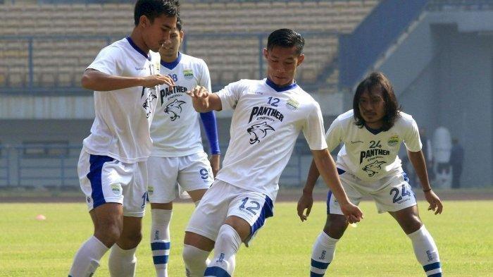 Pemain Persib Bandung Asal Cimahi Zalnando Tambah Program Latihan Sendiri, Biar Prima Saat Liga 1