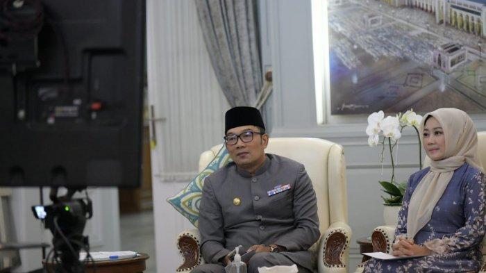 Zaman Lagi Susah, Ridwan Kamil Gelar Zikir dan Doa Bersama Minta Selamat di Masa Pandemi Covid-19