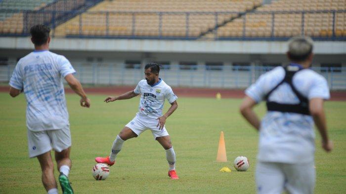 Persib Bandung Uji Tanding Lawan PS Tira Persikabo Nanti Sore di GBLA, Tak Akan Diperkuat Beckham