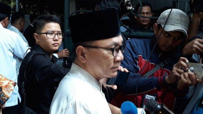 Kunjungi DPD PAN Kuningan, Ketua Umum PAN Zulkifli Hasan Cerita Soal Kemiskinan Hingga Prostitusi