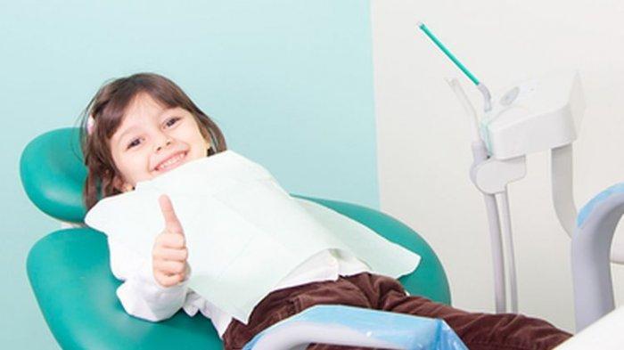 Dokter Gigi Sebut Perubahan Warna Gigi Merupakan Tanda Terjadinya Karies Gigi pada Anak