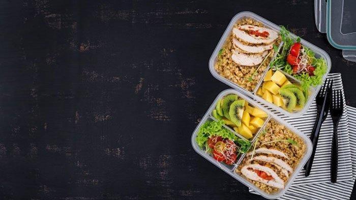 Ilustrasi - Makanan bekal yang sehat