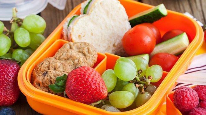 Ilustrasi - Makanan sehat