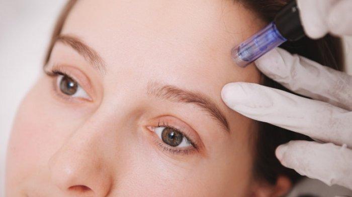 ilustrasi treatment di klinik kecantikan, begini ulasan dr. Adniana Nareswari, Sp.DV