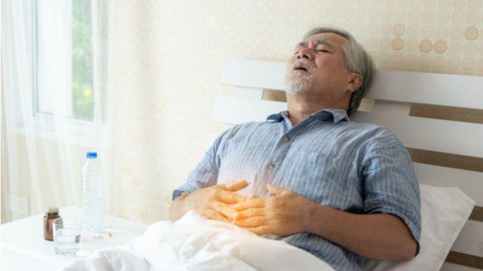 Orangtua yang Kekurangan Cairan Akibat Diare, Bisa Berakibat Fatal Terhadap Ginjal